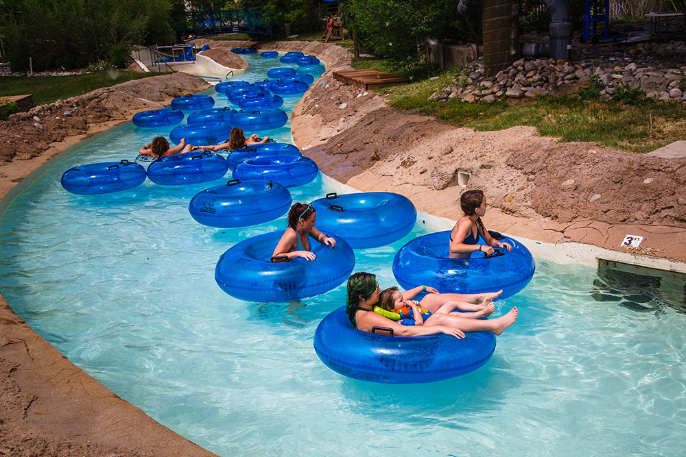 Lazy River | Water World Colorado