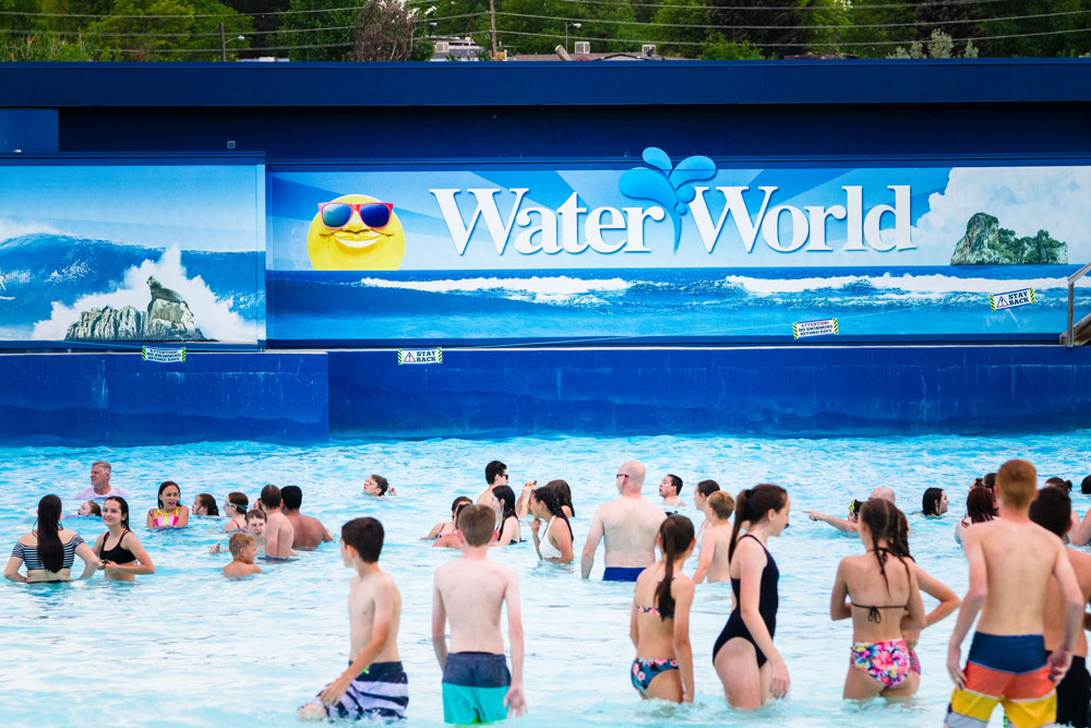 Thunder Bay | Water World Colorado