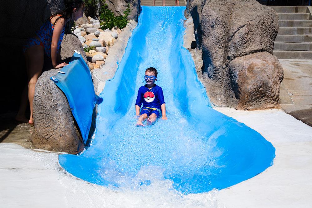 Wally World | Water World Colorado