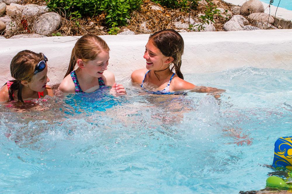 Warming Pool | Water World Colorado