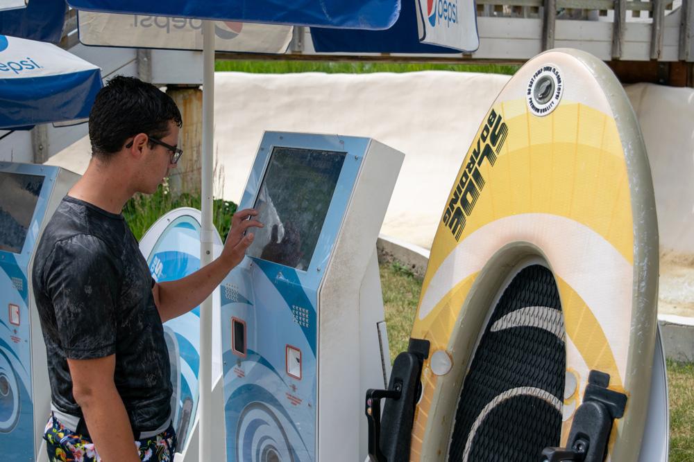 Warp Speed   Water World Colorado