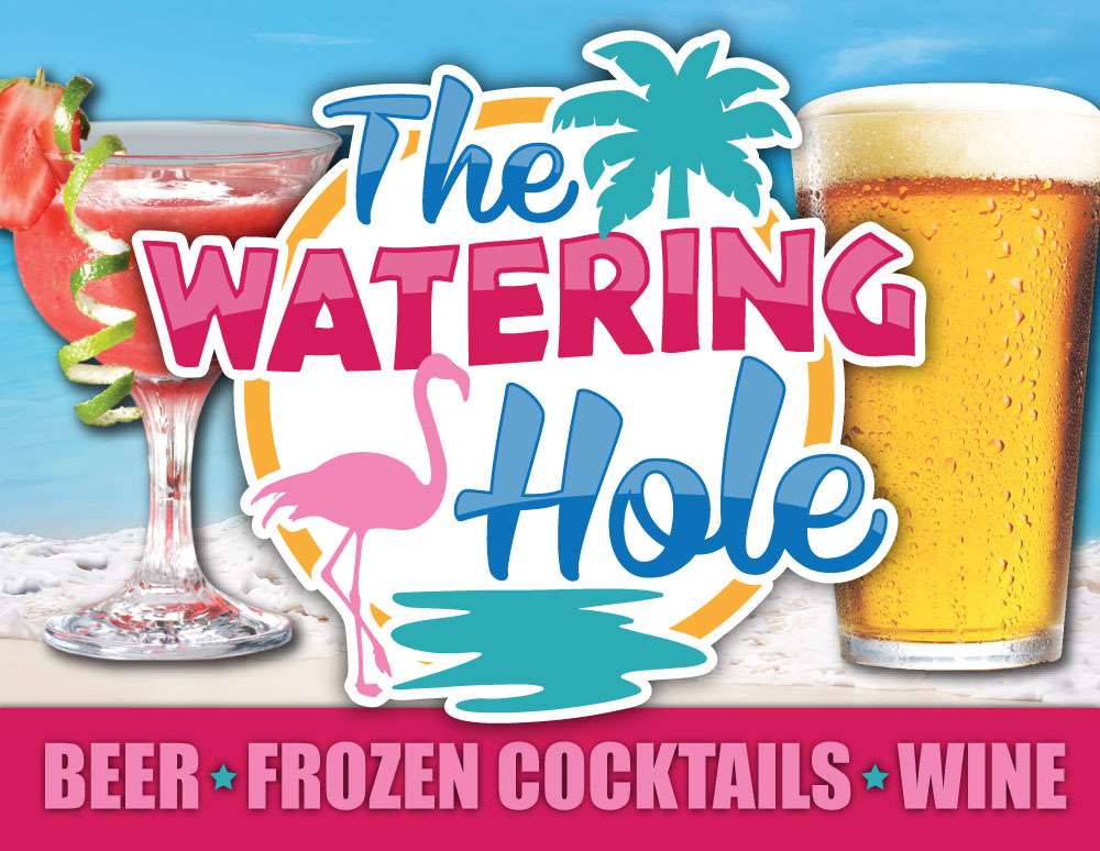 The Watering Hole | Water World Colorado